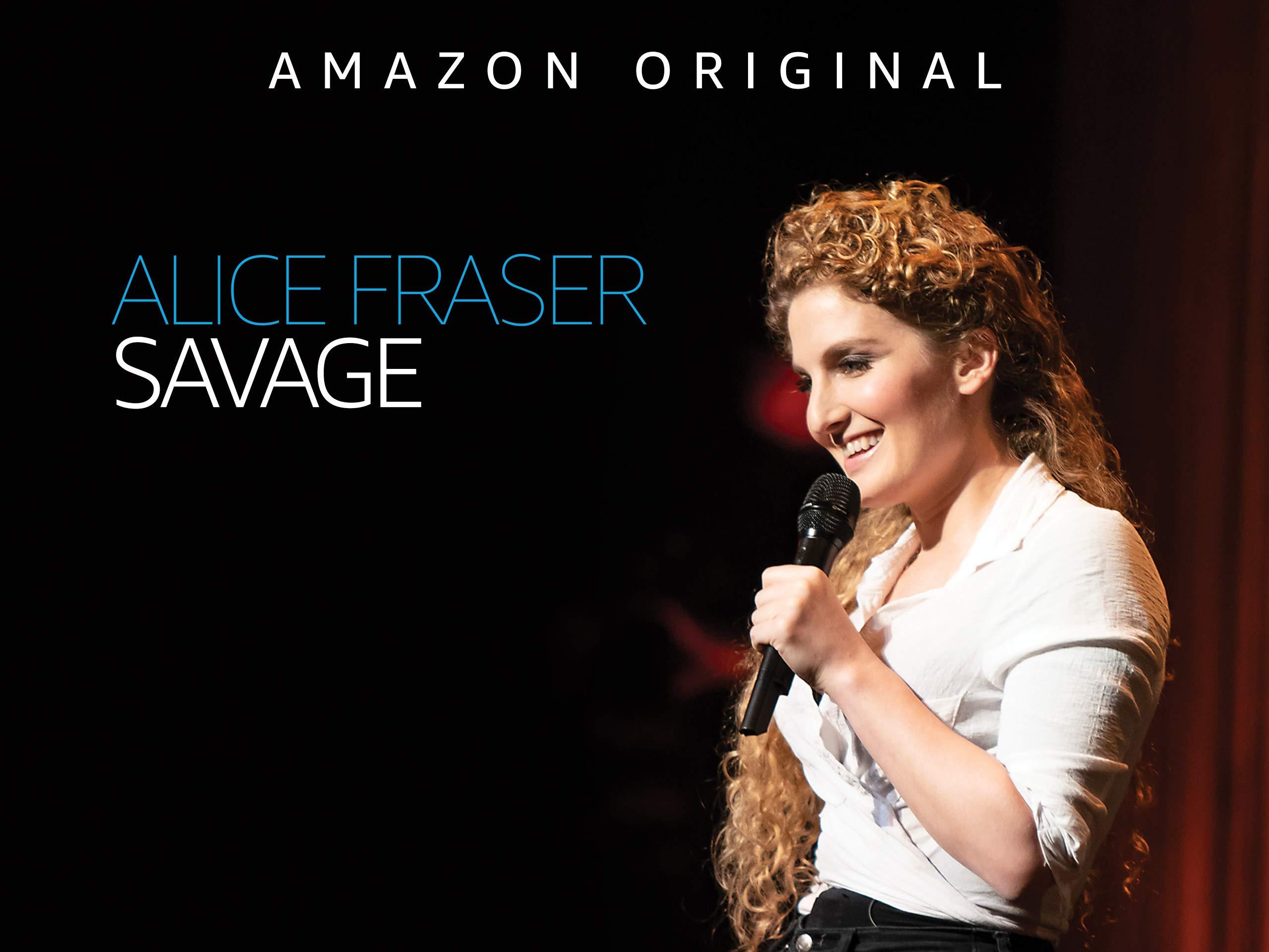 Alice Fraser: Savage (4K UHD) - Season 1