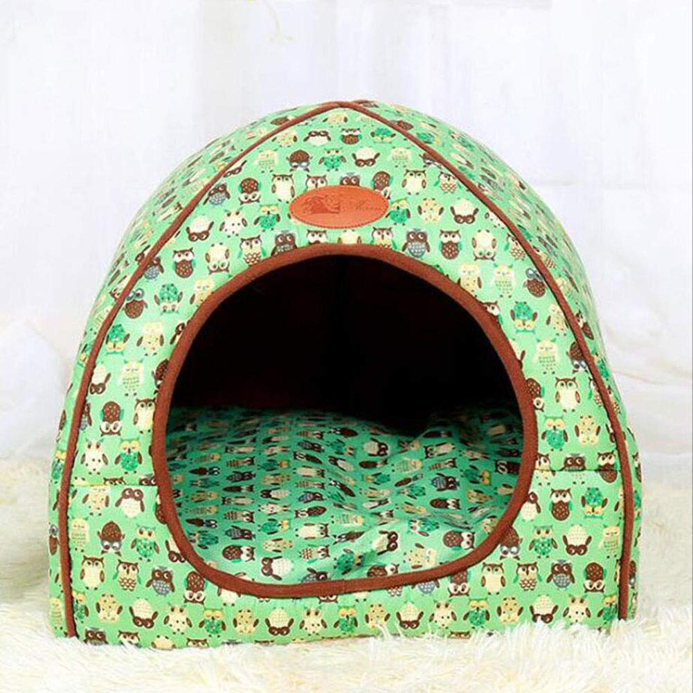 Green M Green M FH Pet Nest Dog House Dog Bed Cat House Pet Products Dog,cat Houses