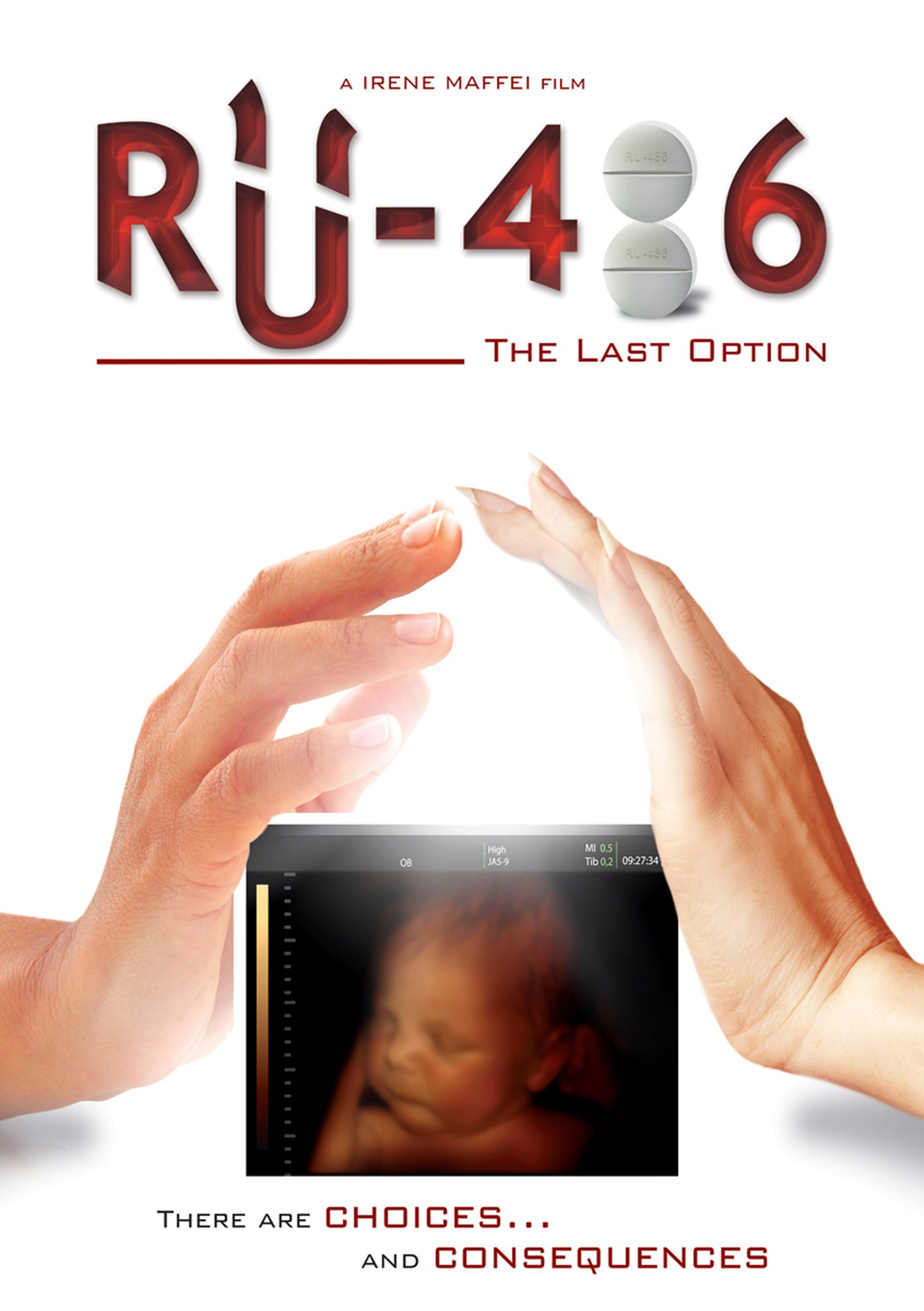DVD : Richard Holt - Ru-485: The Last Option (Dolby)