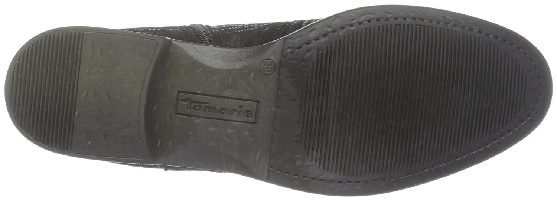 Tamaris 25036 Damen Chelsea Stiefel Schwarz (schwarz Struct. Struct. (schwarz 006) 3f885b