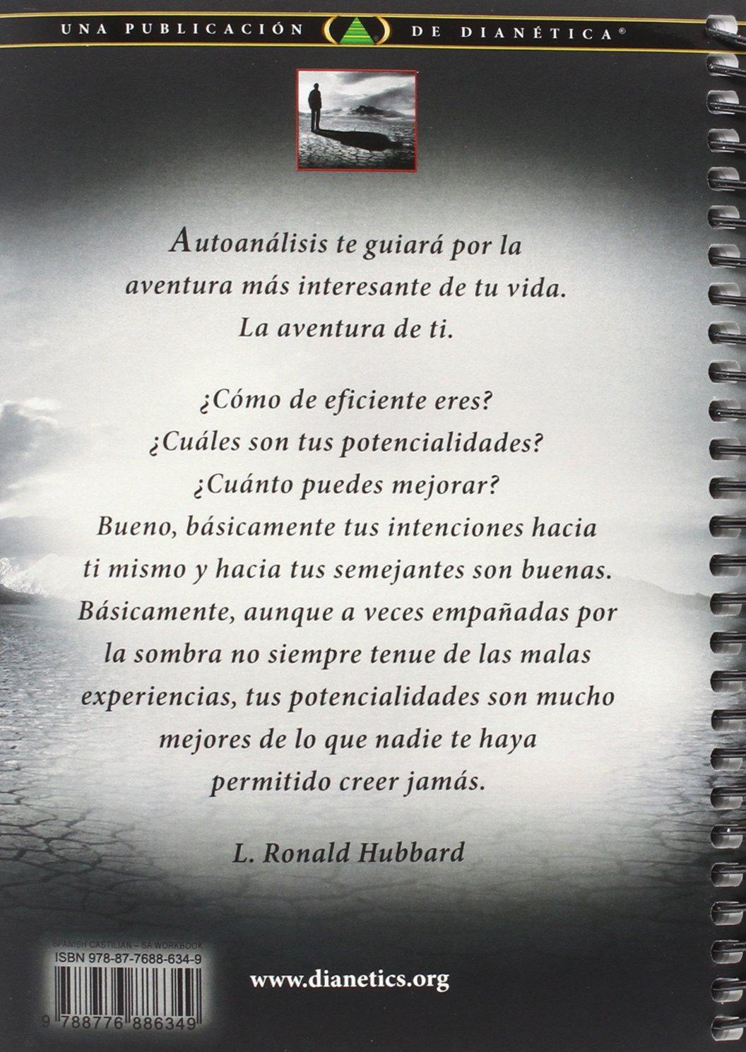 AUTOANÁLISIS: Amazon.es: Hubbard, L. Ronald: Libros