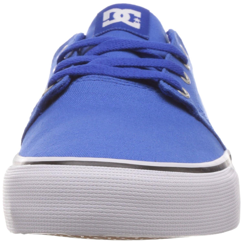 DC Men's Trase TX Unisex Skate Shoe B00L9DW8S4 5 B(M) US|Royal