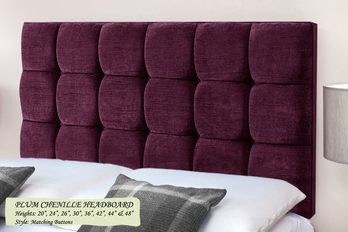 save up to 21 TrendMakers Premium 21FT Small Double Bed RASPBERRY ...