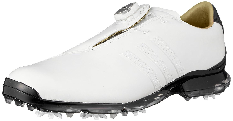 [アディダスゴルフ] ゴルフシューズ アディピュア レイ ボア 2.0 メンズ B0794YHLGT 26.5 cm ホワイト/コアブラック/コアブラック