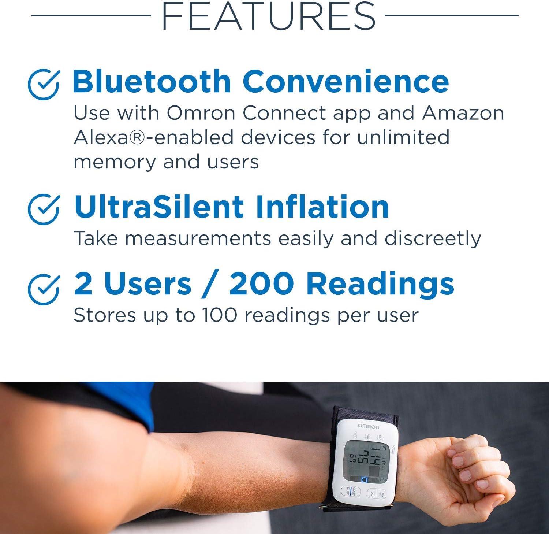 Amazon.com: Omron Healthcare 7 Series - Tensiómetro ...