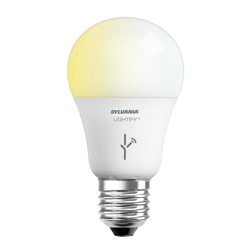 Sylvania Light Bulbs Customer Service: SYLVANIA LIGHTIFY by Osram - Smart Home LED Light Bulb, 60W, Tunable White,  A19 - - Amazon.com,Lighting