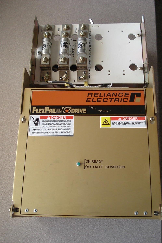 Reliance Electric 14c303 Flexpak Plus Industrial Electrical Control Wiring Book Scientific