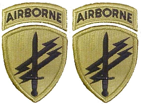 Psychological Operations Patch Full Color