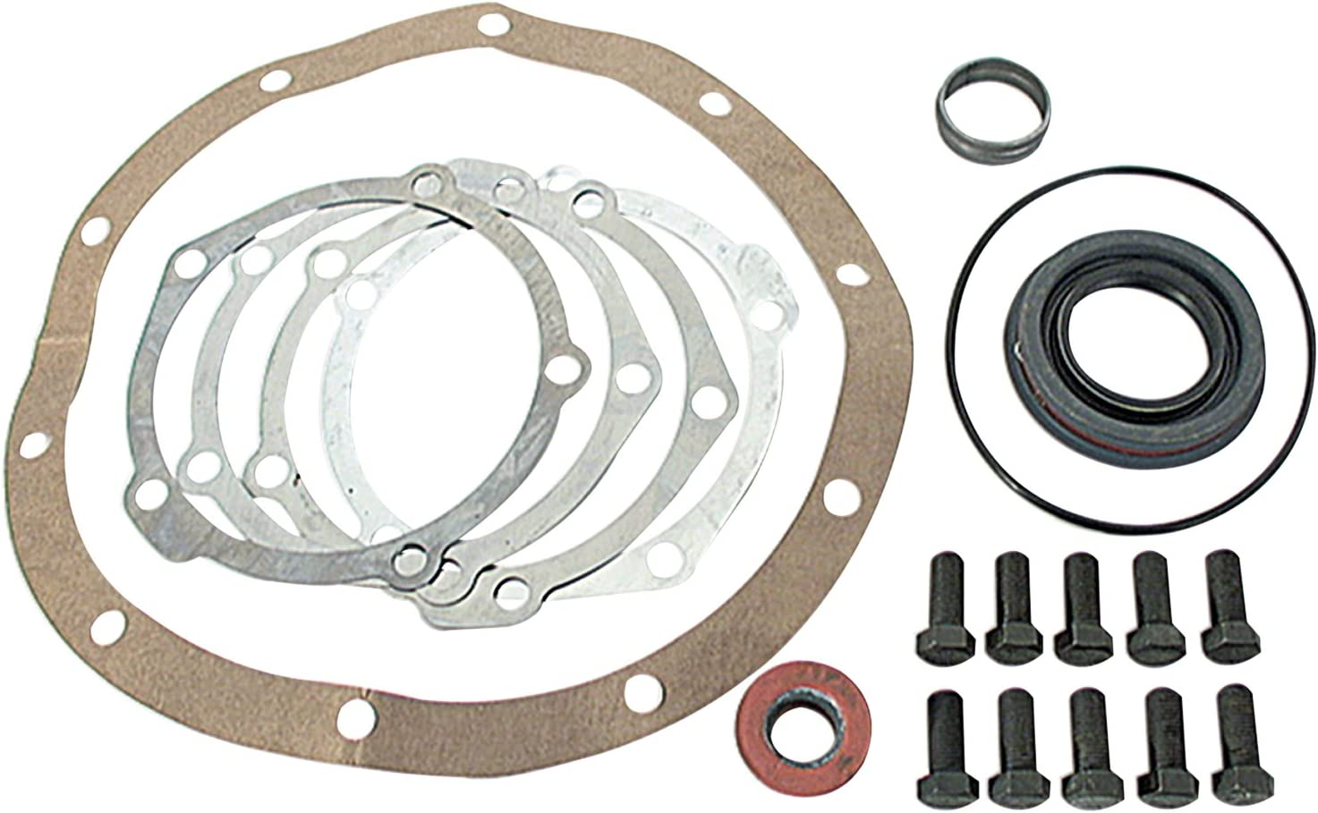 SK F9 Pinion Depth Shim Kit for Ford 9 Differential Yukon Gear /& Axle