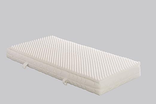 Badenia 03 880 540 132 - Colchón para futones de dormitorio, 100 x 200 cm: Amazon.es: Hogar