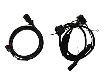 Amazon.com: 2007-2013 Jeep Wrangler Tow Vehicle Wiring Harness ...