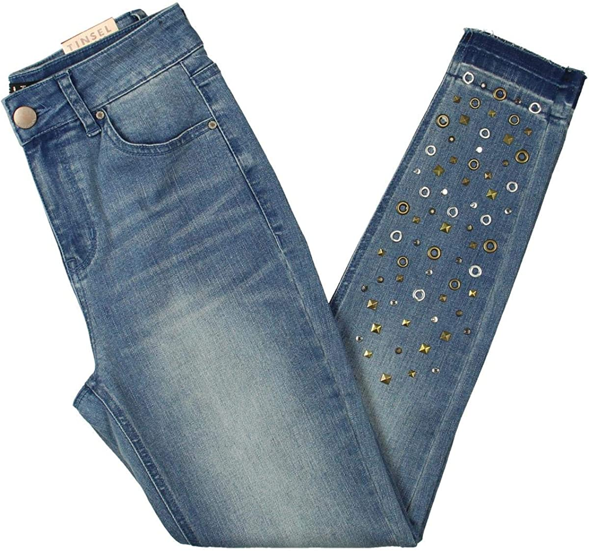 Tinseltown Denim Studded...