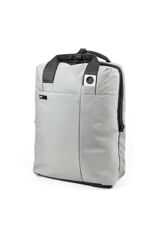 LEXON レクソン バッグ APOLLO - DOUBLE BACK PACK ダブルバックパック リュックサック バック かばん カバン 鞄  グレー B07537G36X