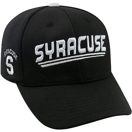 the latest eed73 09230 ... germany ncaa university of syracuse orange black baseball hat cap 69af7  da22a