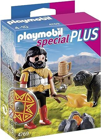 Playmobil Special Plus - Bárbaro con Perro - Bárbaro con Perro ...