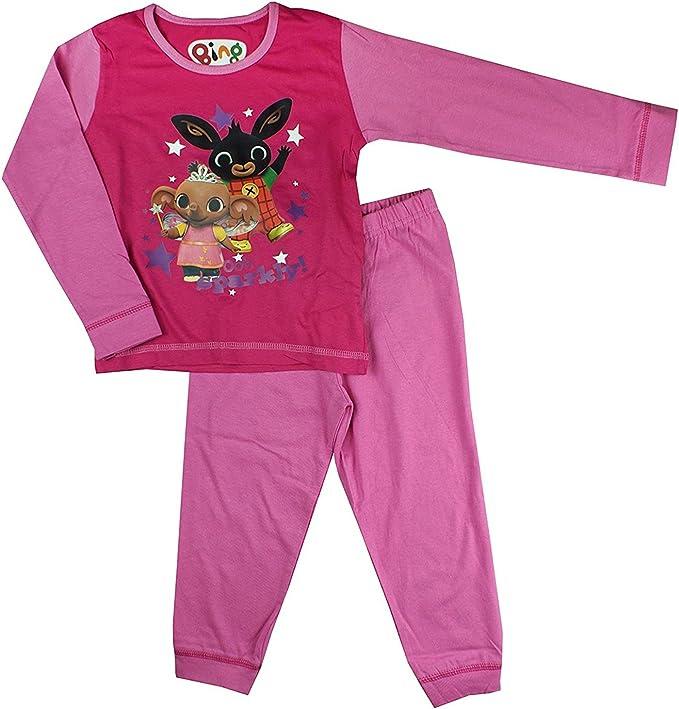 Girls Boys Bing Pyjamas Set Childrens Nightwear Sleepwear Gift