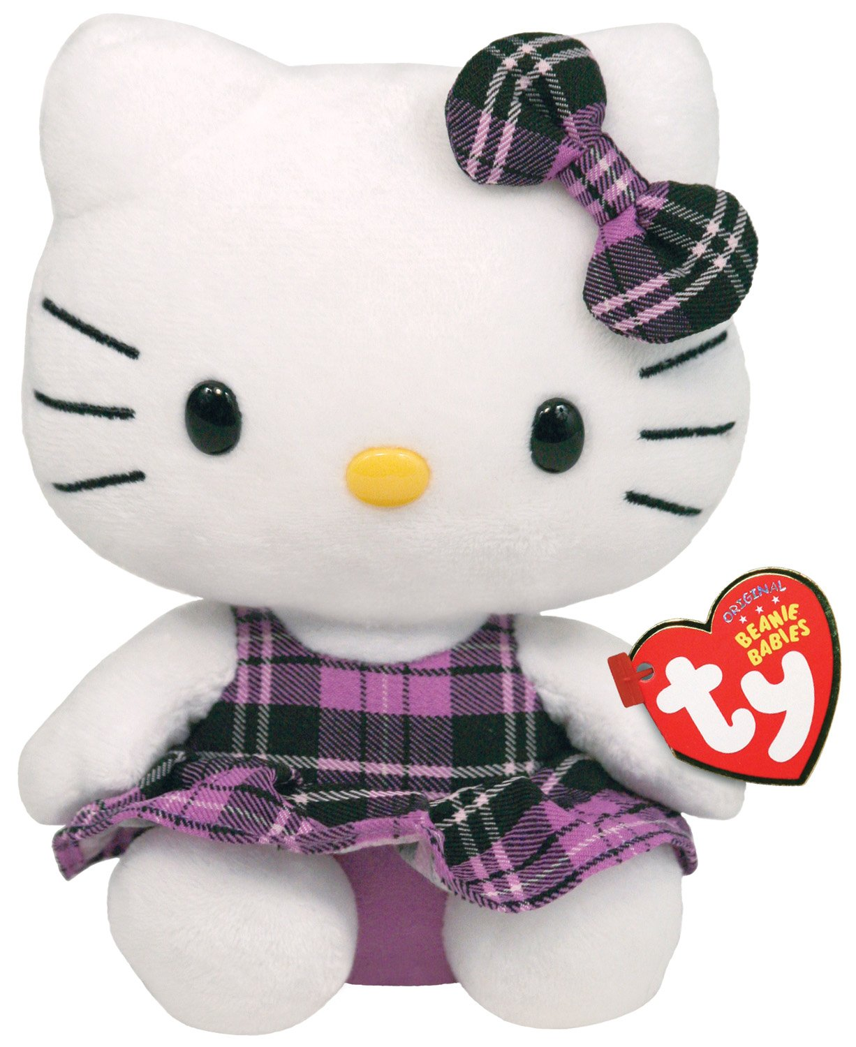 Hello Kitty - Schottenrockkleid 14 cm