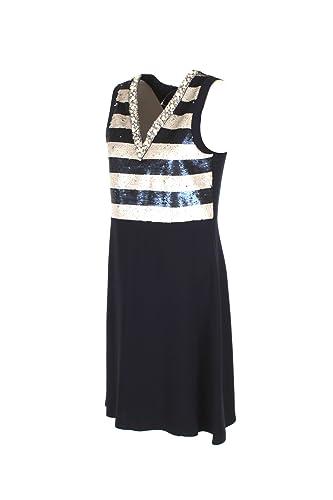 93f6deb95da4 Pennyblack Abito Donna 42 Blu Magnesio. Autunno Inverno 2017 18  Amazon.it   Abbigliamento
