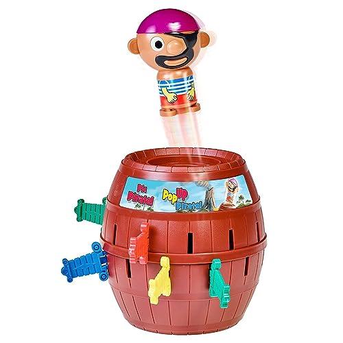 TOMY Games - T7028A1 - Pic Pirate - Jeu de Société