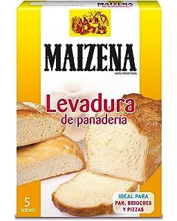 Maizena - Levadura Panadería, 5,5 g
