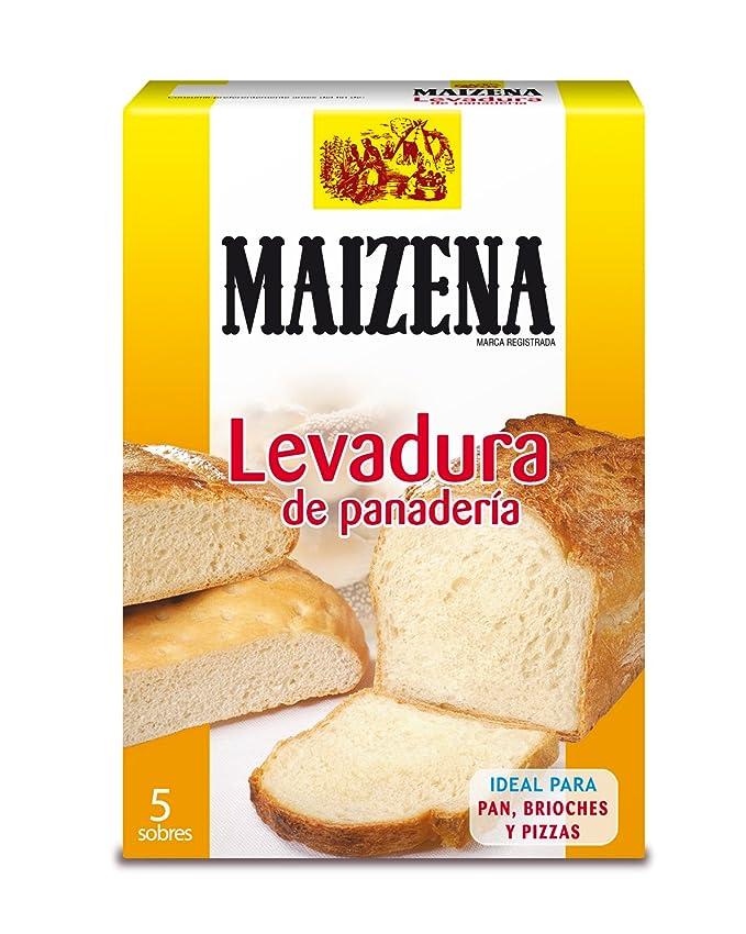 Maizena Levadura Panadería - Pack de 5 x 5,5 g - Total: 27,5 ...