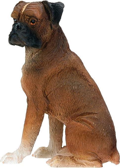 BOXER DOG SMALL METAL ORNAMENT