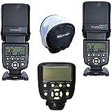 Yongnuo 2x YN-560 IV Aufsteckblitz Blitzgerät mit YN560TX II Funkauslöser Wecellent Mini Softbox für Canon Kamera