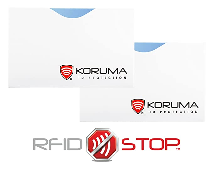NUEVA KORUMA - RFID bloqueo de las tarjetas de pago ...