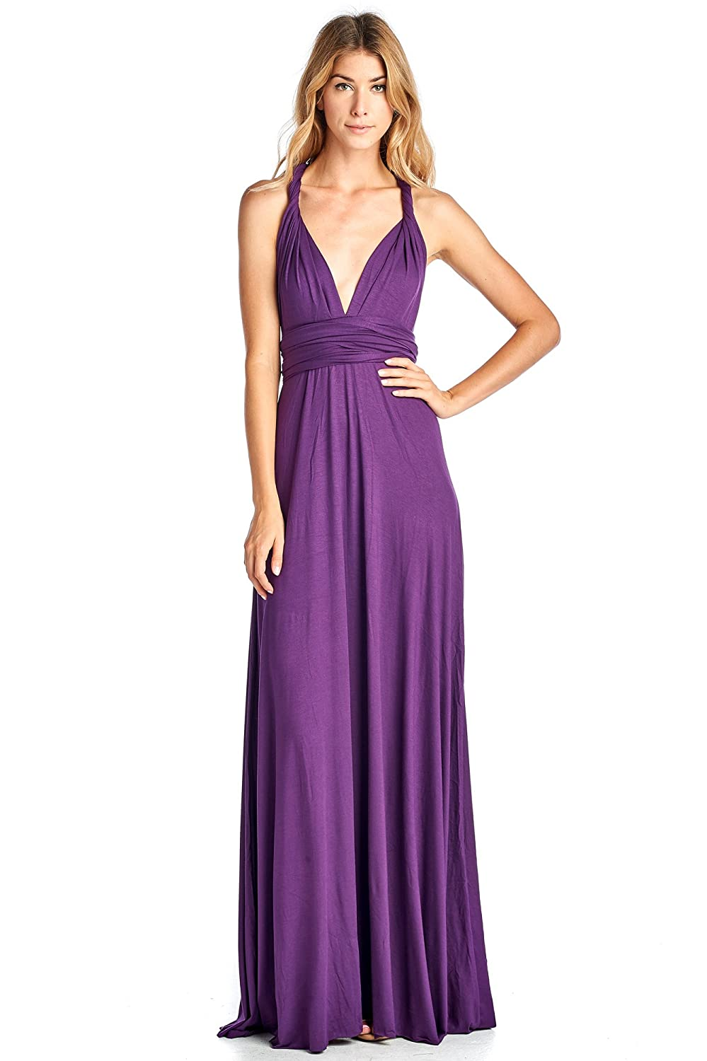 Lilac dress. What to wear 42