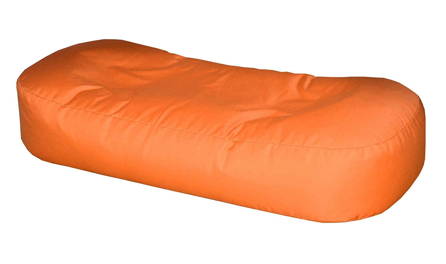 Awe Inspiring 6Ft Beanbag Sofa Giant Bean Bag Indoor Outdoor Orange Ocoug Best Dining Table And Chair Ideas Images Ocougorg