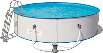Bestway 56377 hydrium Splasher Pool Set ø360 X 90 cm, Acero ...