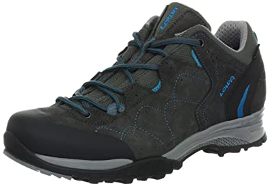 Lowa Women's Focus GTX LO Approach Shoe,Anthracite/Turquoise,10 ...