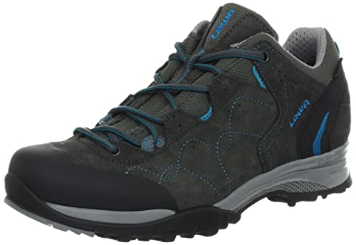 best choice 100% genuine 100% top quality Lowa Women's Focus GTX LO Approach Shoe,Anthracite/Turquoise ...