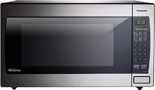 Panasonic Microwave Oven NN-SN966S Stainless Steel Countertop/Built-In