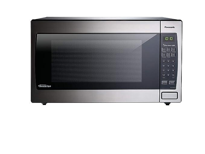 Panasonic NN-SN966S horno microondas de acero inoxidable, con ...