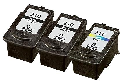 ocproducts recarga canon 210 211 Recambio de cartucho de tinta ...