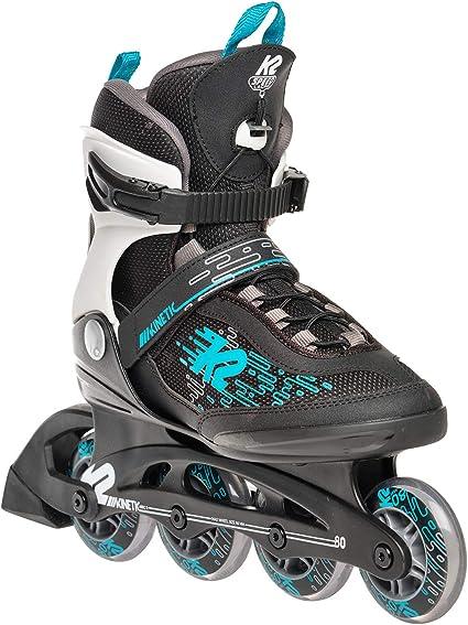 K2 Skate Womens Kinetic 80 Pro Inline Roller skate