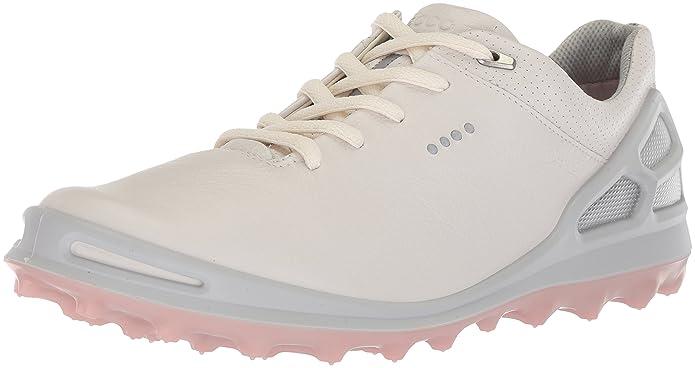 Ecco Damen Womens Cage Pro GTX Golfschuhe, Schwarz (Black/Arona 50994), 36 EU