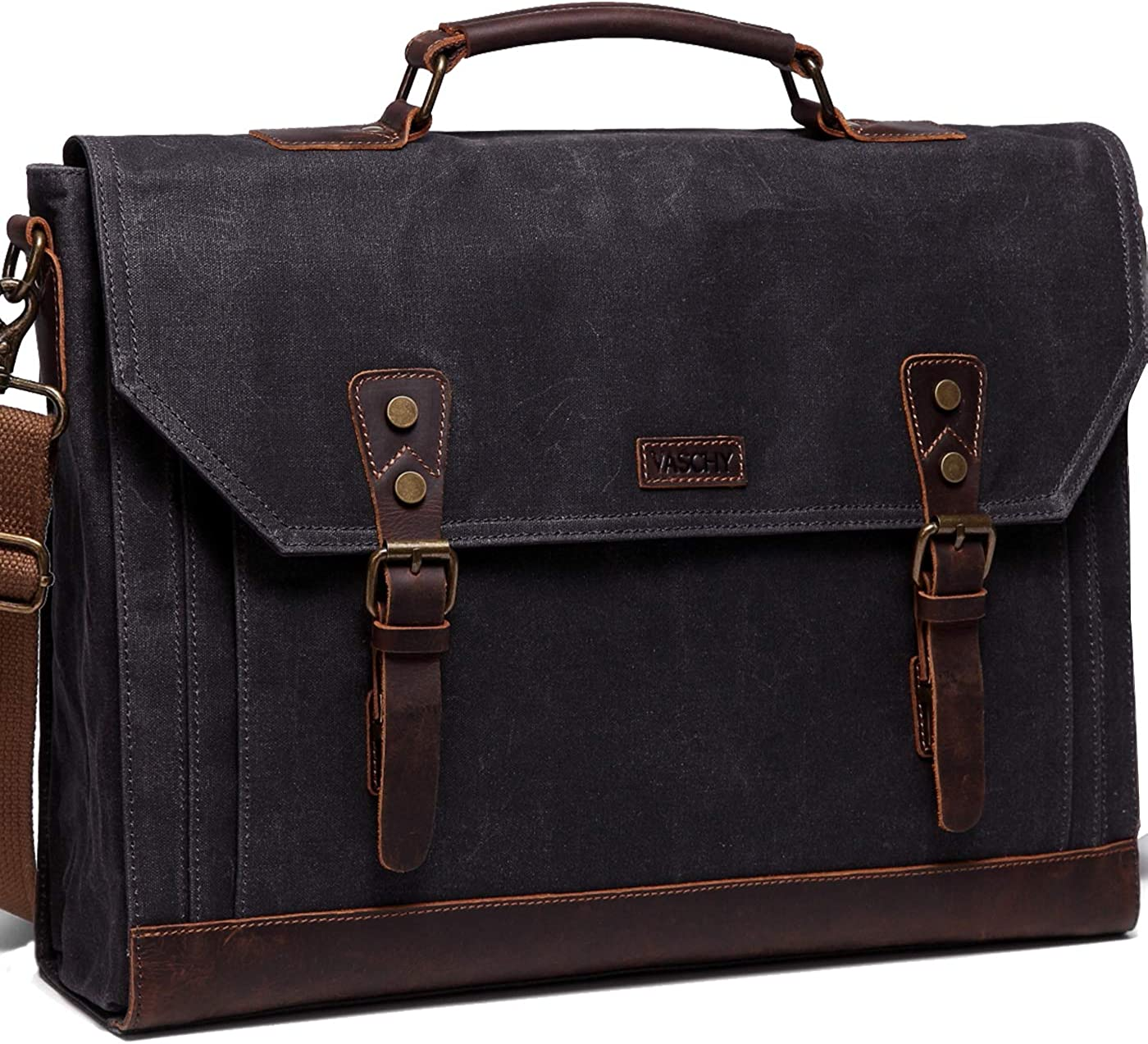 Top 9 Mens Messenger Bag 17 Inch Laptop Leather