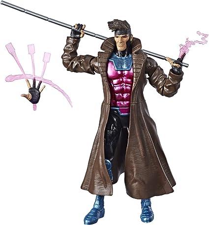 """Marvel Legends X-Men Caliban Wave Marvel/'s Gambit 6/"""" Figure"""
