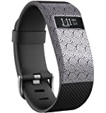 UK SELLER! New Band Cover For Fitbit CHARGE / CHARGE HR (No Tracker or wristband included)
