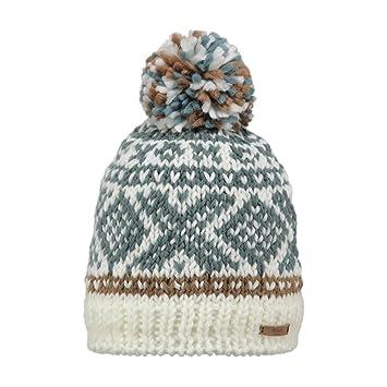 d15df63634e Barts Log Cabin Hat Dark Grey  Amazon.co.uk  Clothing
