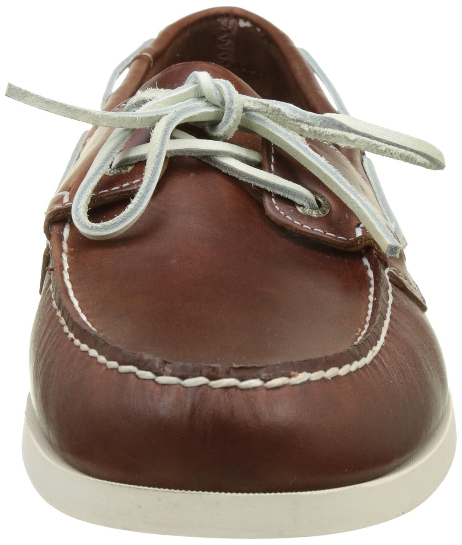 Sebago Herren Docksides FGL Oiled Waxy Bootsschuhe