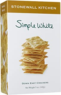 product image for Stonewall Kitchen Simple White Crackers, 5 Ounces