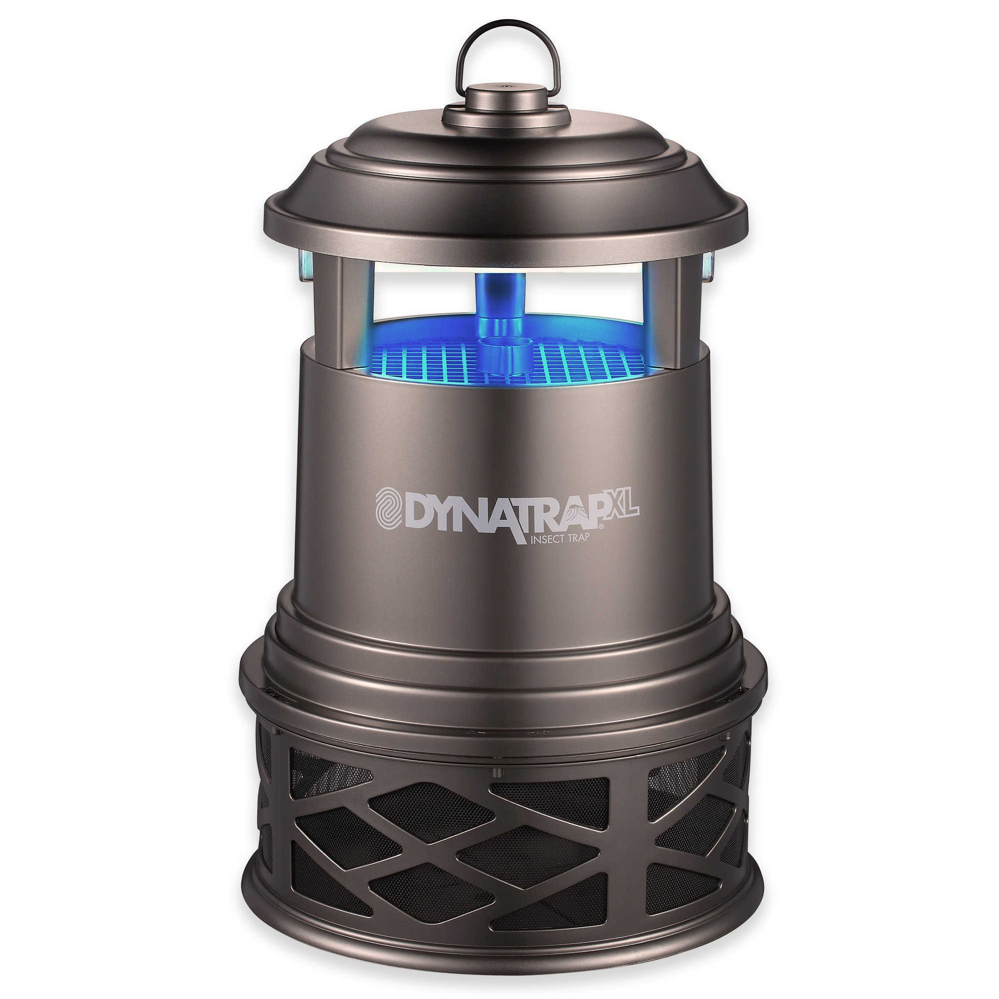 Dynatrap XL Engineered For 3-way Protection Against Mosquitos and Other Flying Insects For Up to One Acre Insect Trap in Bronze