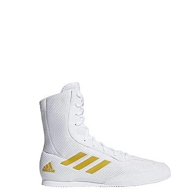 buy popular ce616 61cb1 Amazon.com | adidas Box Hog Plus Shoes Men's | Athletic