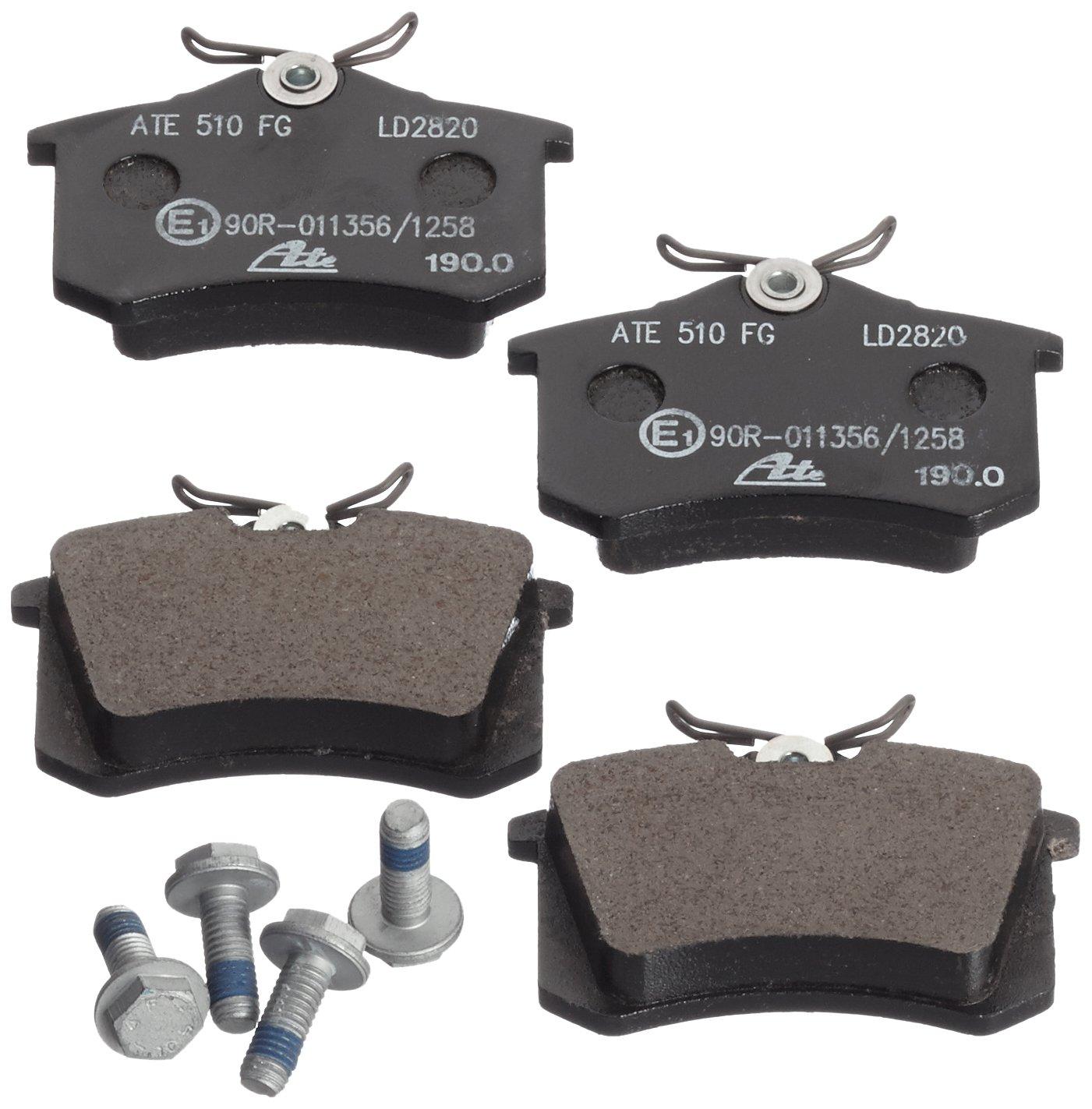 ATE 13047028202 Set pastiglie freno a disco ATE Ceramic Continental Reifen Deutschland GmbH 13.0470-2820.2 95334370