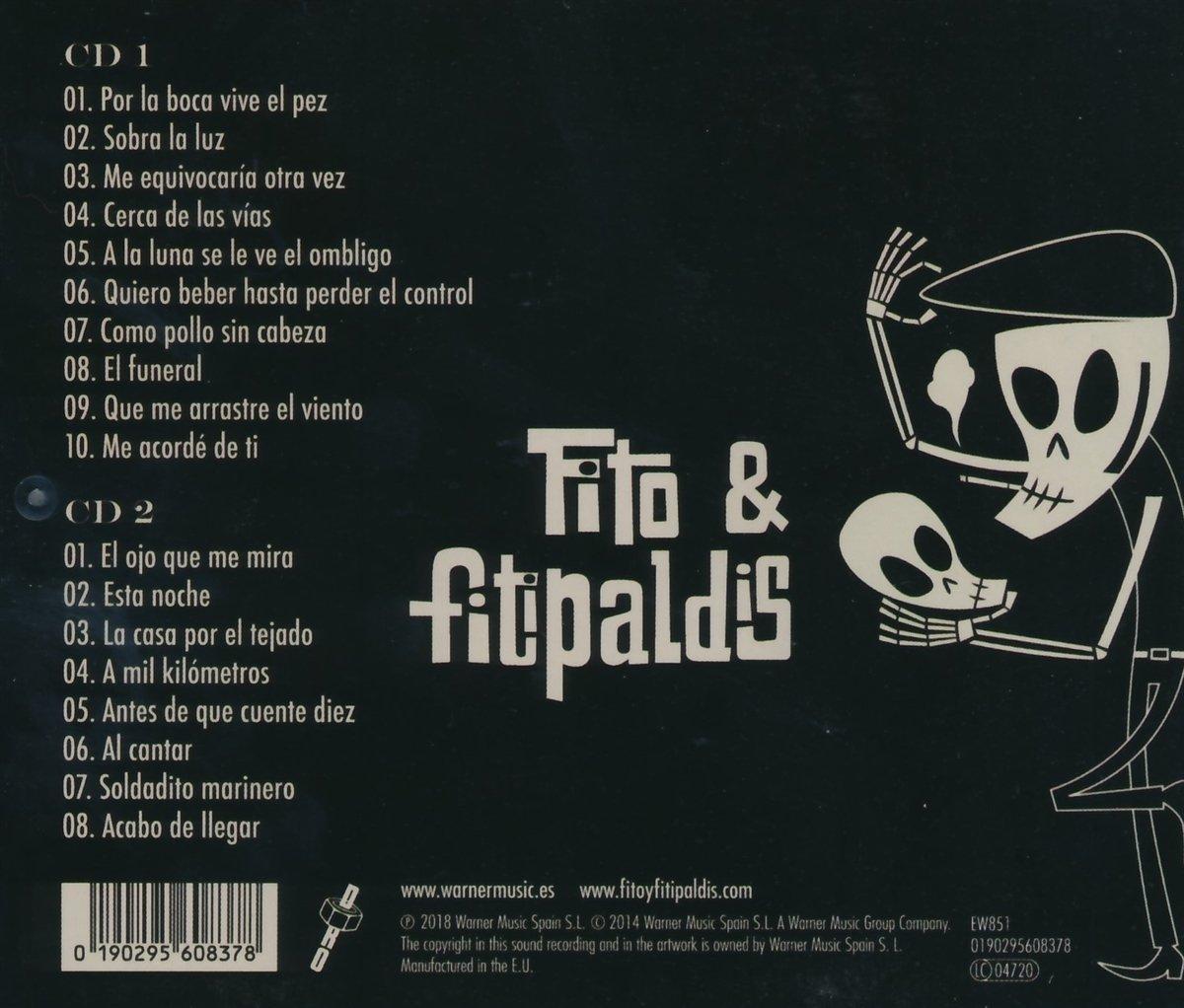 En Directo Desde El Teatro Arriaga: Fito, Fitipaldis: Amazon.es ...