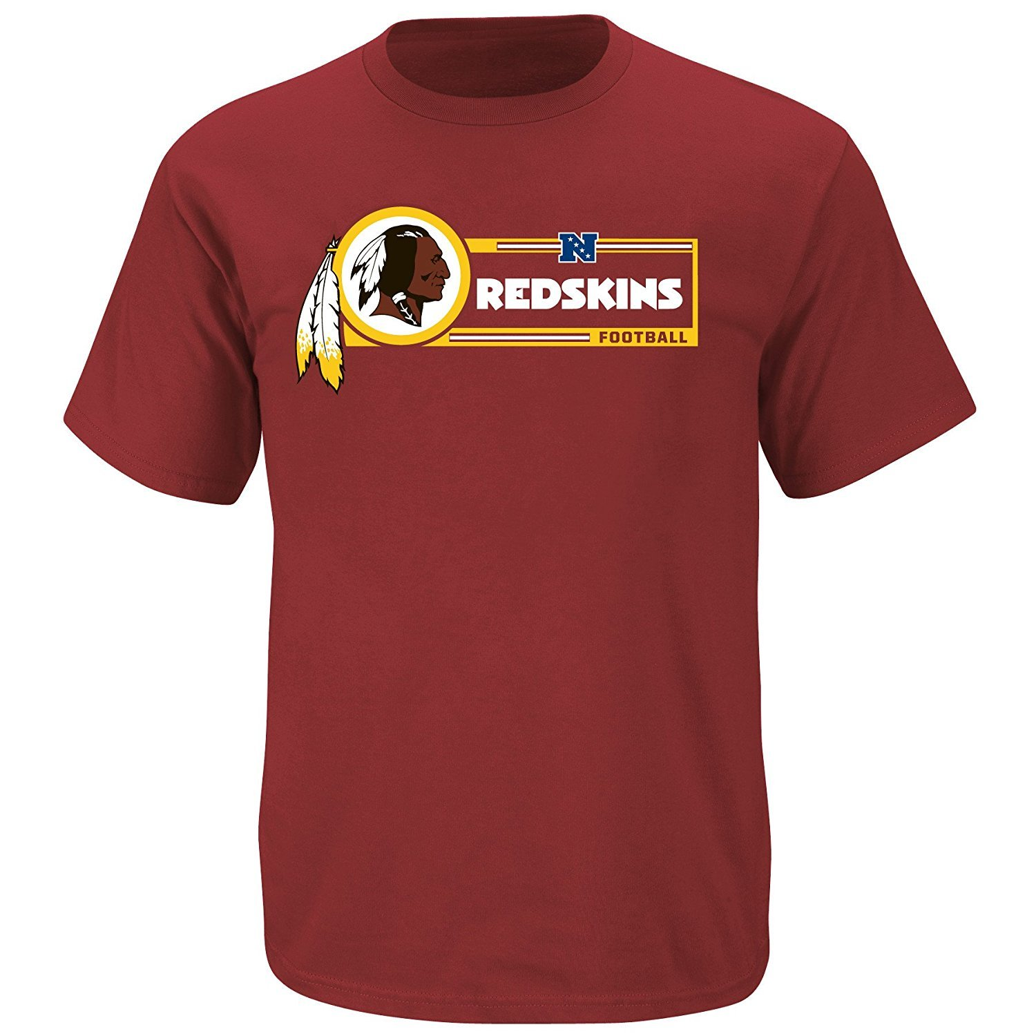 NFL Men's Player Name and Number Eligible Receiver Short Sleeve T-Shirt