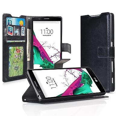 ukdanda nwei LG G4 Flip Carcasa, Piel [tarjeta SIM] & [fotos ...